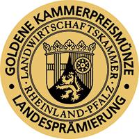 Kammerpreismünze – Gold