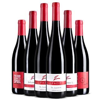 2015er Rotweine